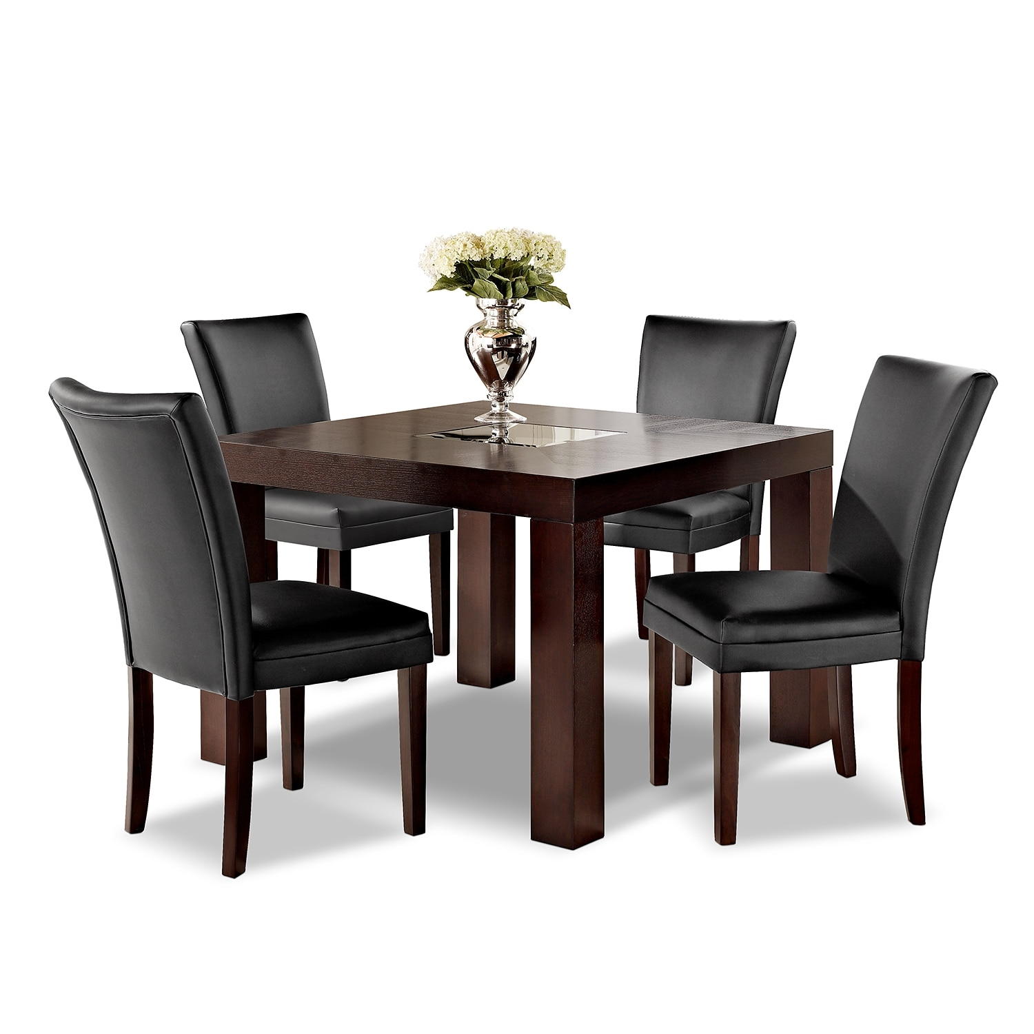 Dining Room Furniture Tango Caravelle 5 Pc Dinette 42