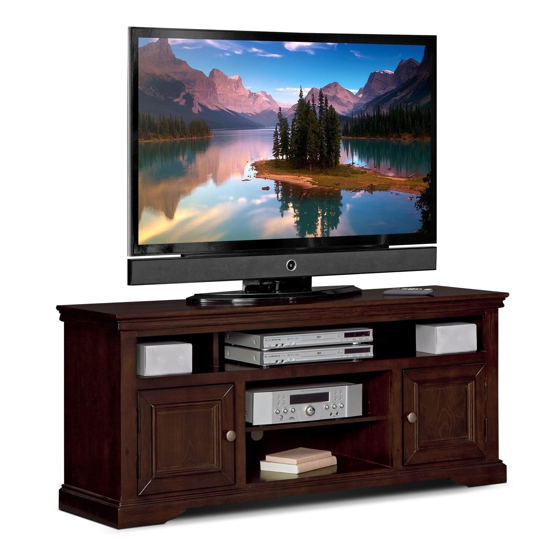 jenson 60 tv stand american signature furniture