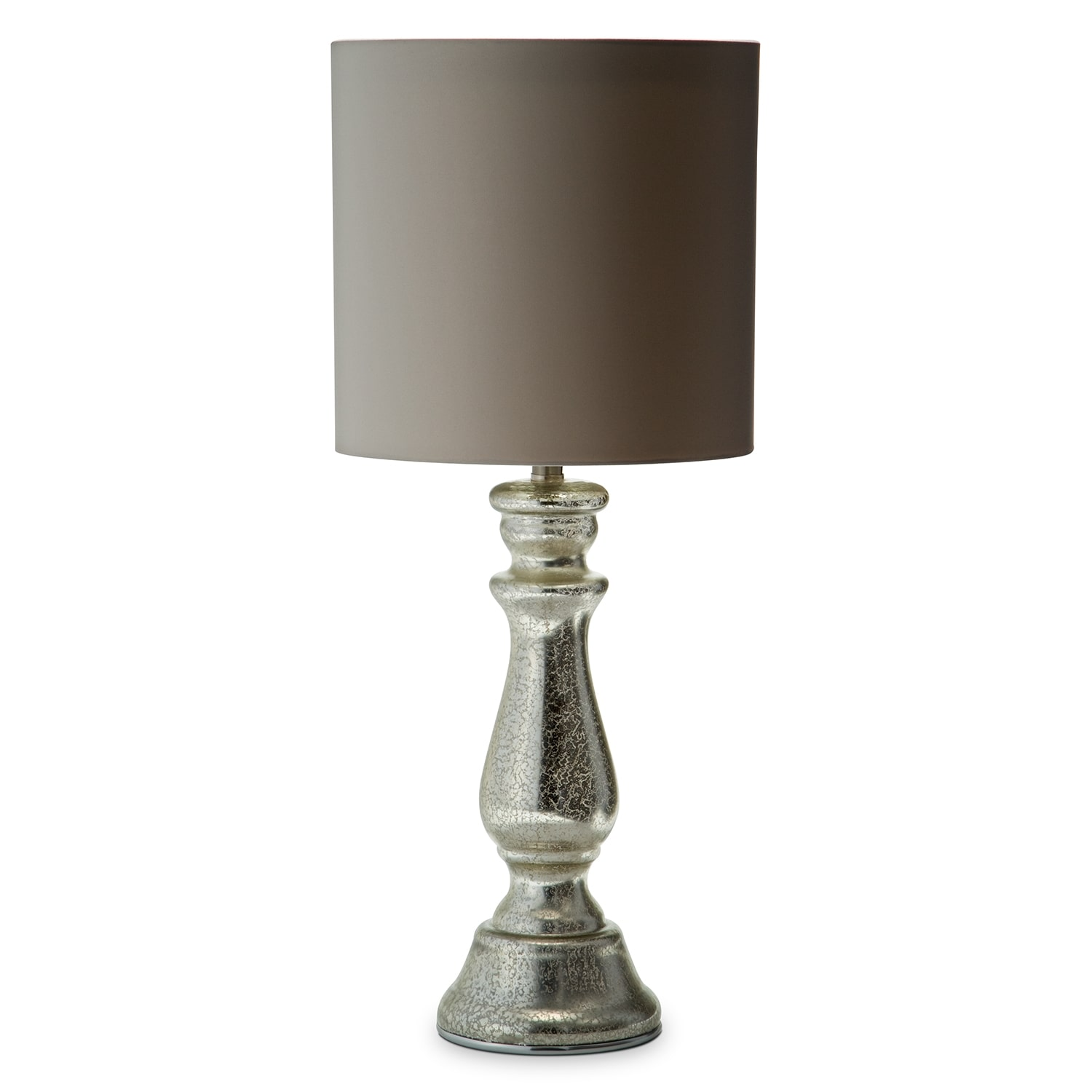 home accessories mercury glass table lamp. Black Bedroom Furniture Sets. Home Design Ideas