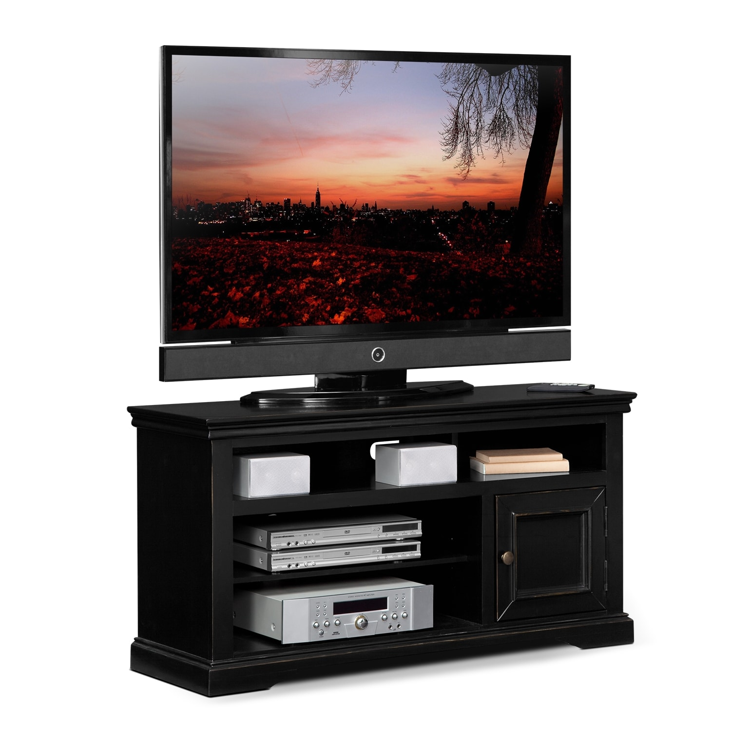 Jenson 50 Quot Tv Stand Value City Furniture