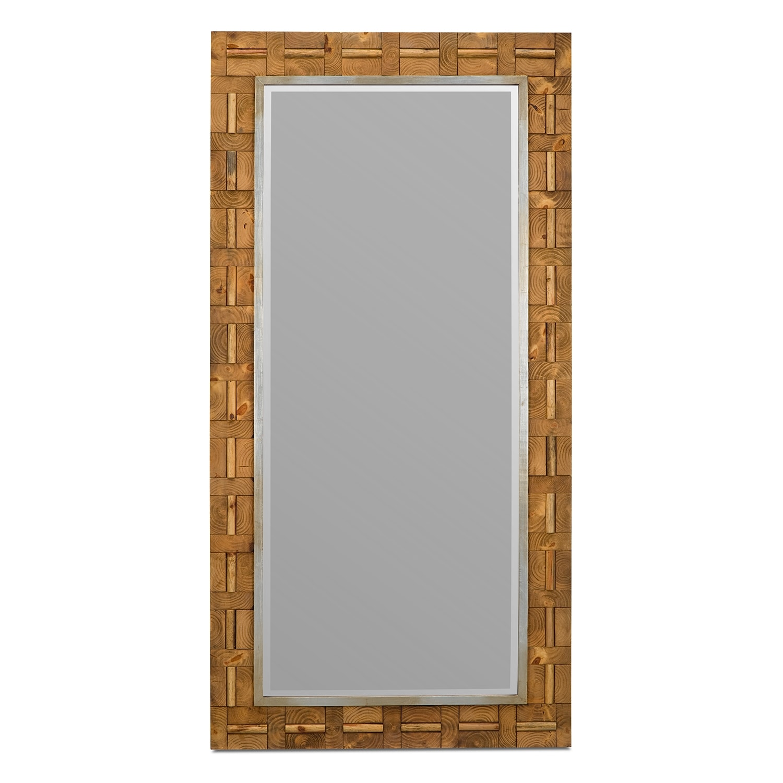 [River Floor Mirror]
