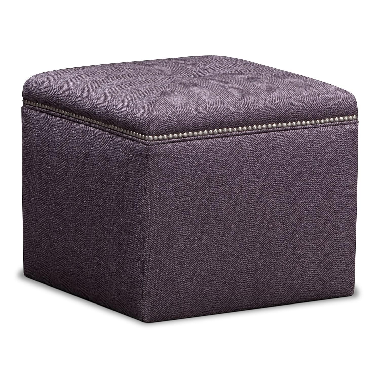 [Ritz Cube Ottoman]