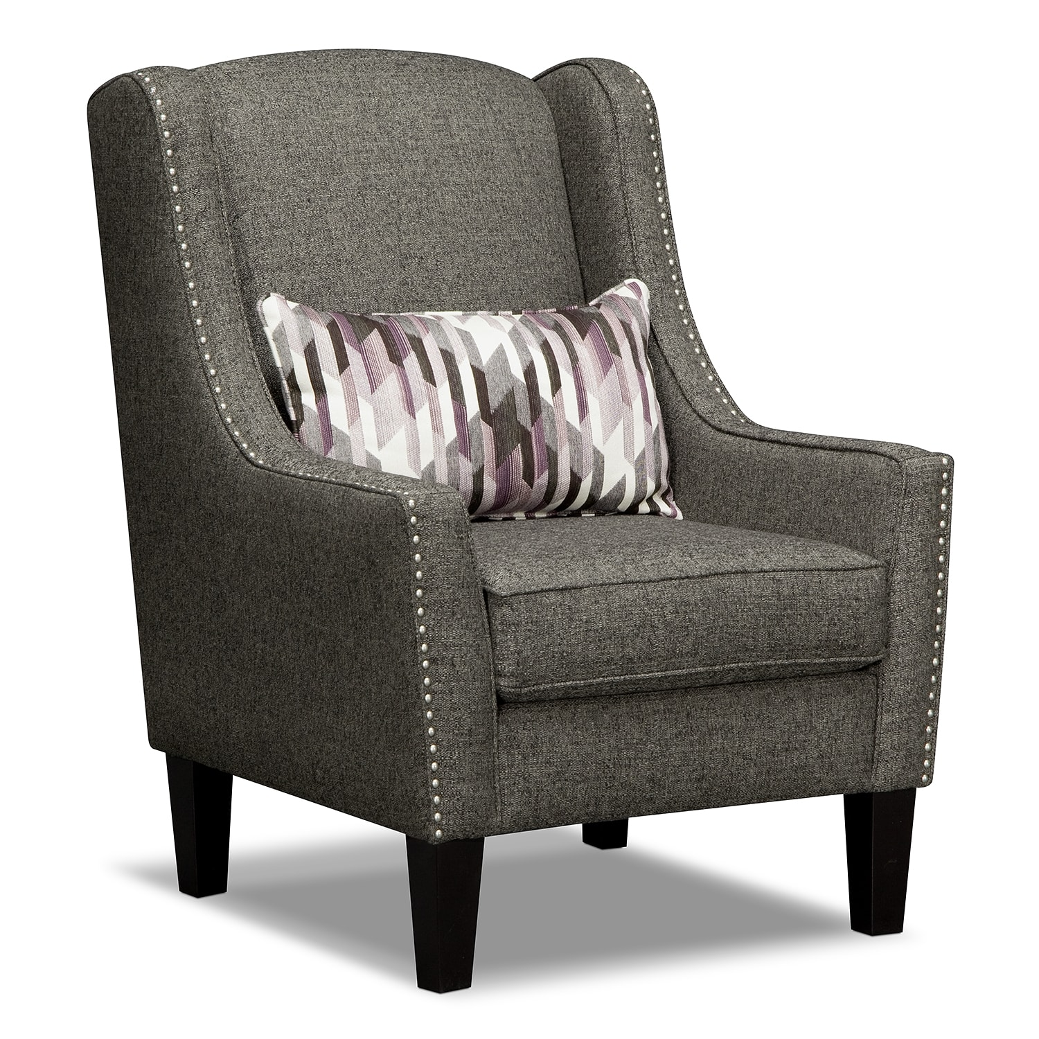 Living Room Furniture - Caterina Accent Chair