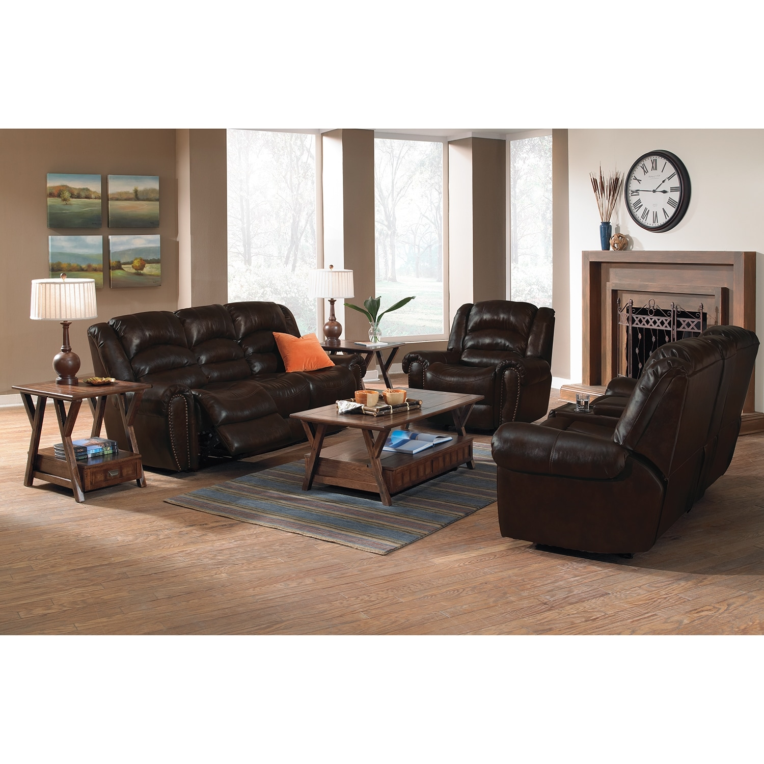 Document moved Reclining living room furniture
