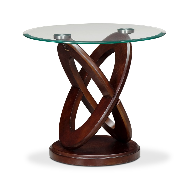 [Atlas End Table]