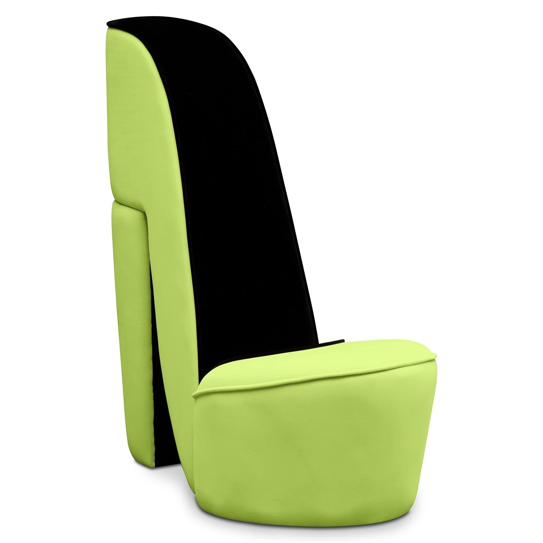 [Jordan Shoe Accent Chair]