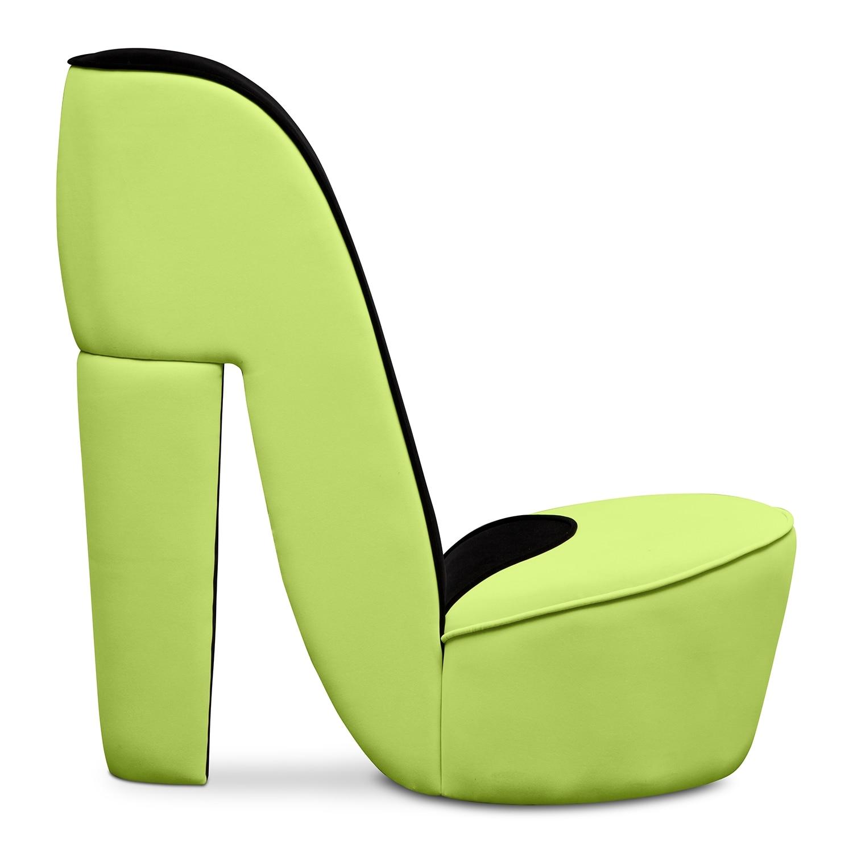 Jordan Shoe Accent Chair Value City Furniture