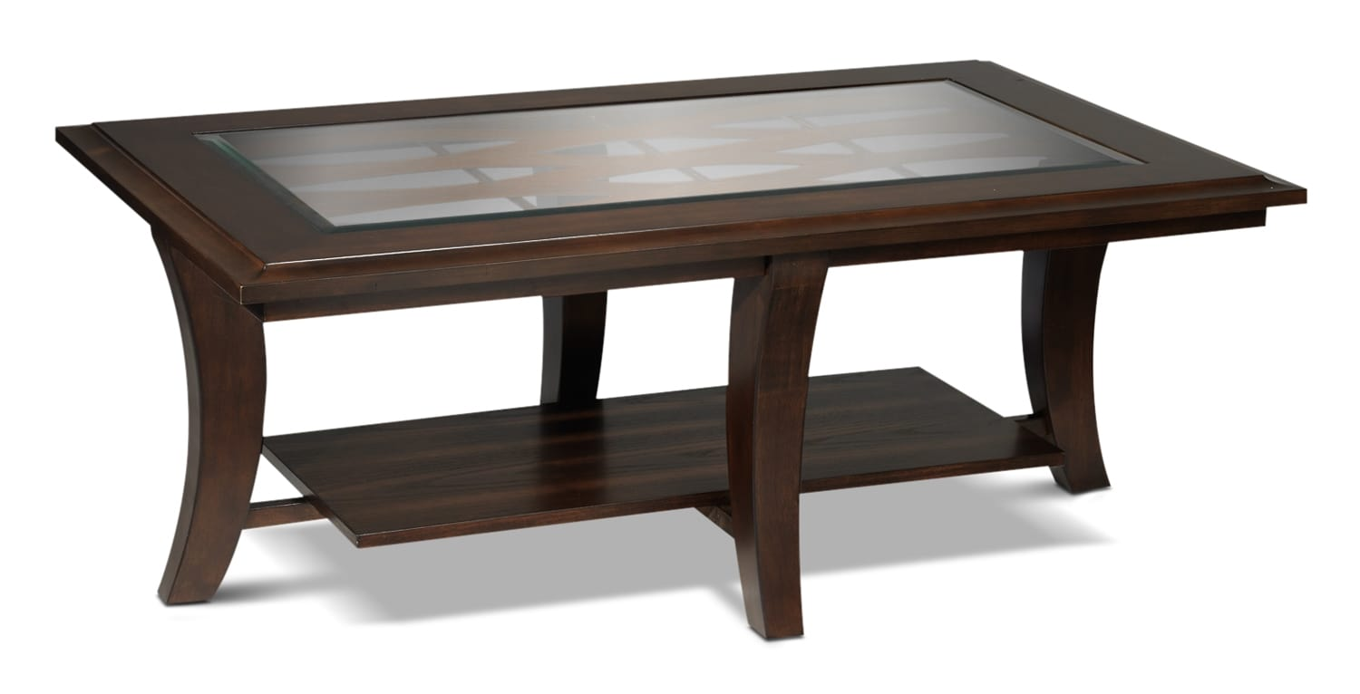 Accent and Occasional Furniture - Tivoli Coffee Table