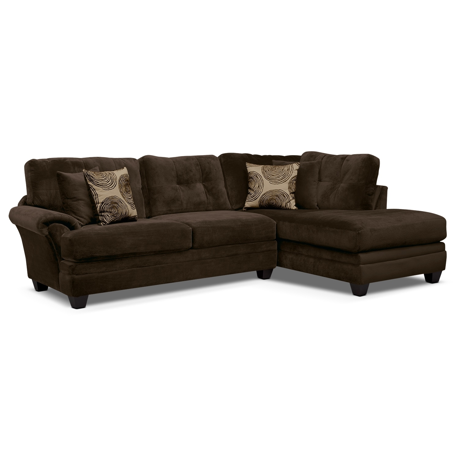 Value City Sectional Sofa 28 Images Oasis Upholstery 2 Pc Sectional Reverse Value City