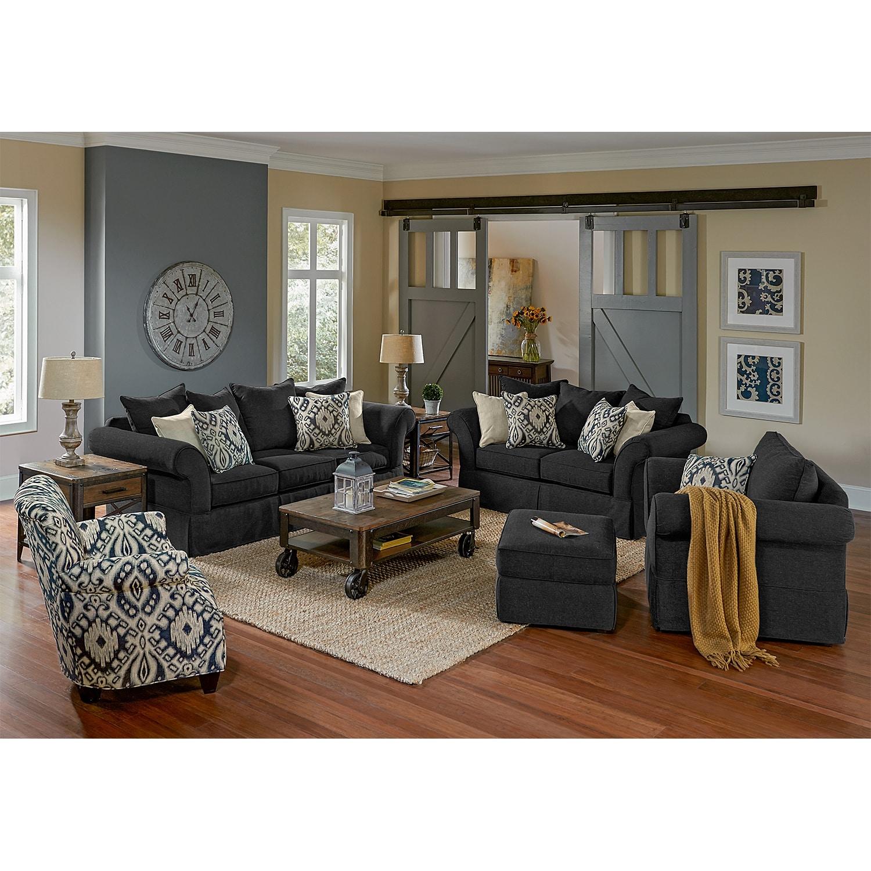 Gramercy Upholstery Loveseat Value City Furniture