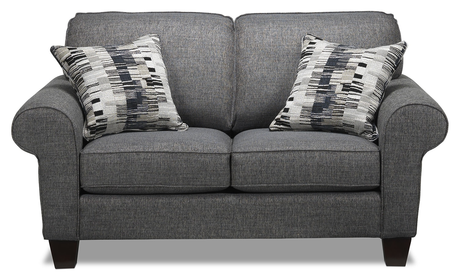 Drake Loveseat - Grey