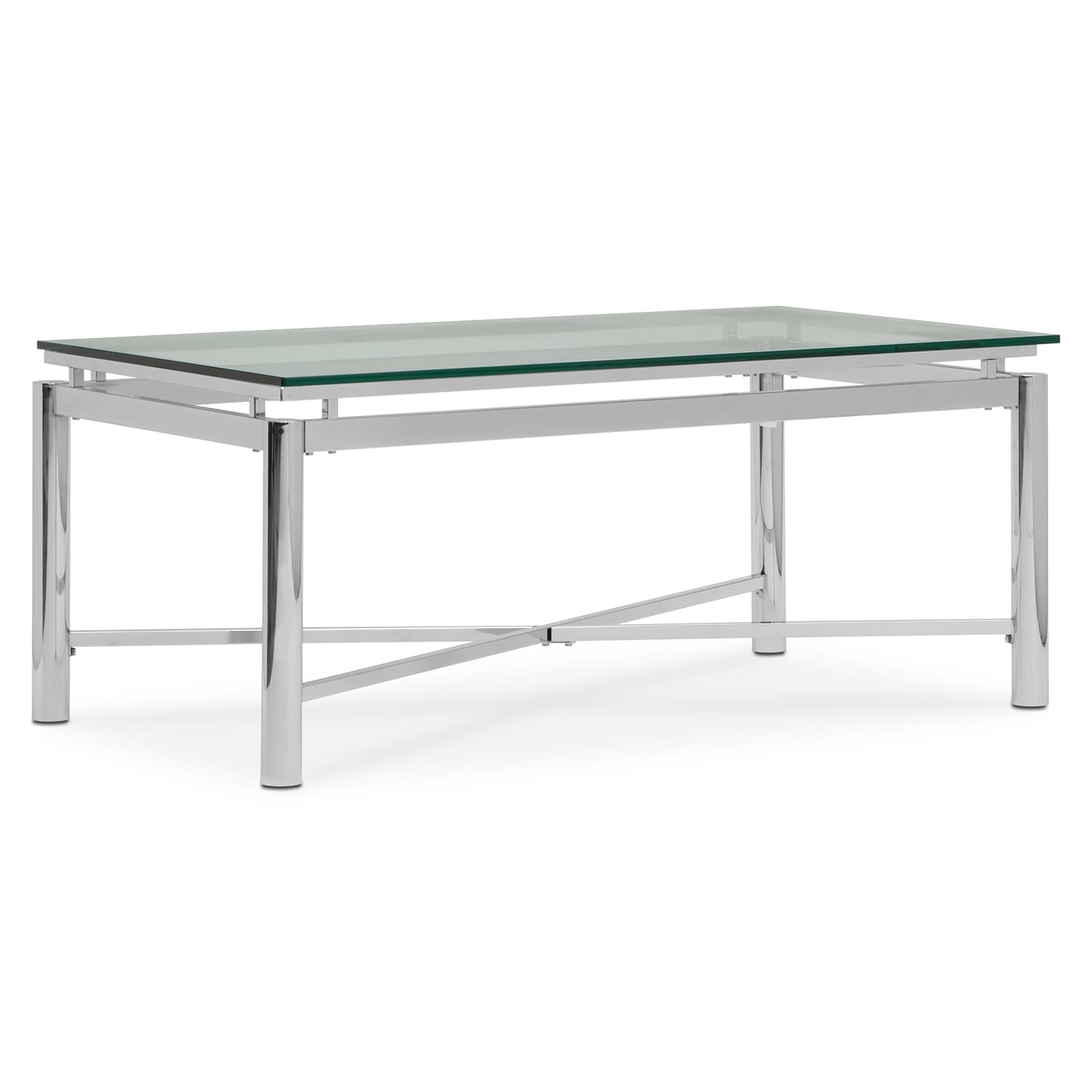 Accent and Occasional Furniture - Alden Cocktail Table