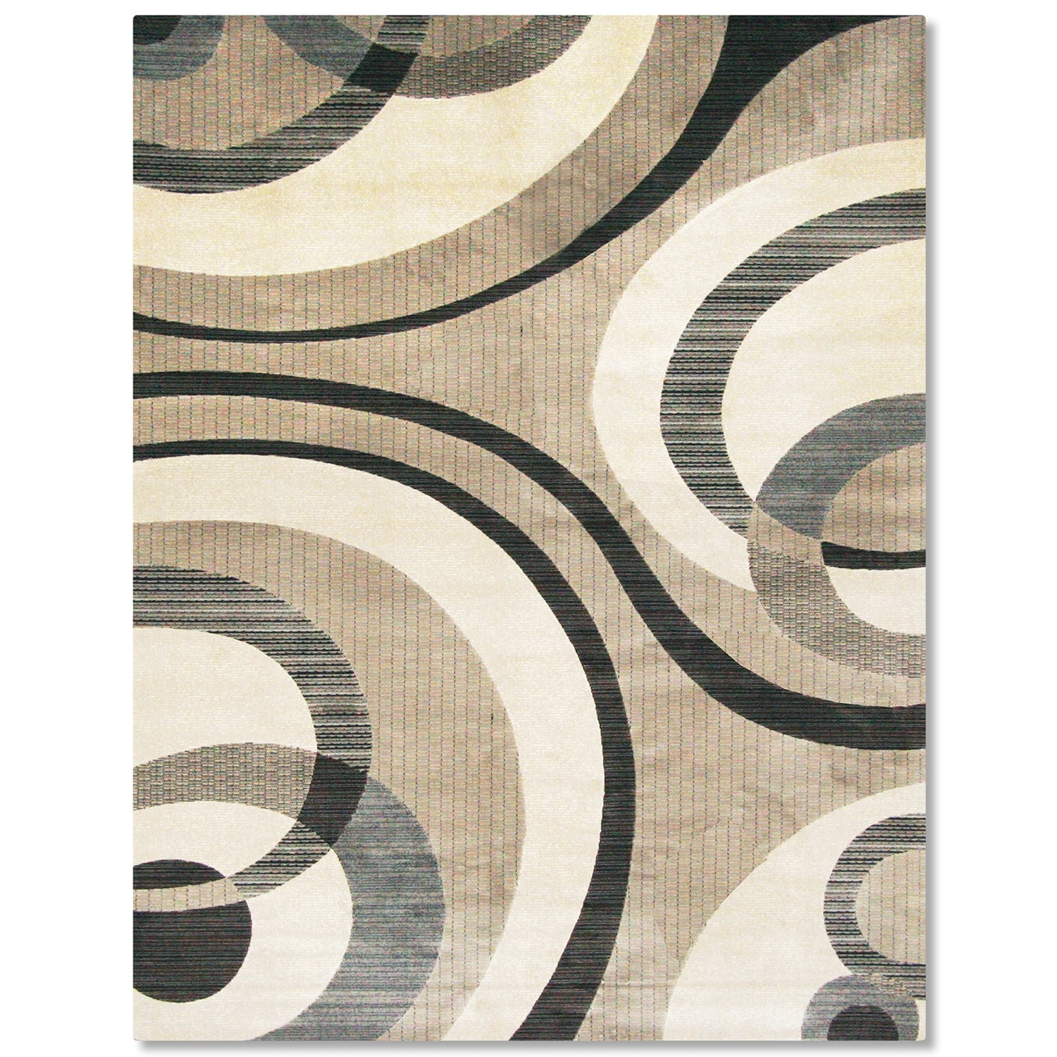Sonoma bennett area rug 8 39 x 10 39 value city furniture for Living room rugs 8 by 10