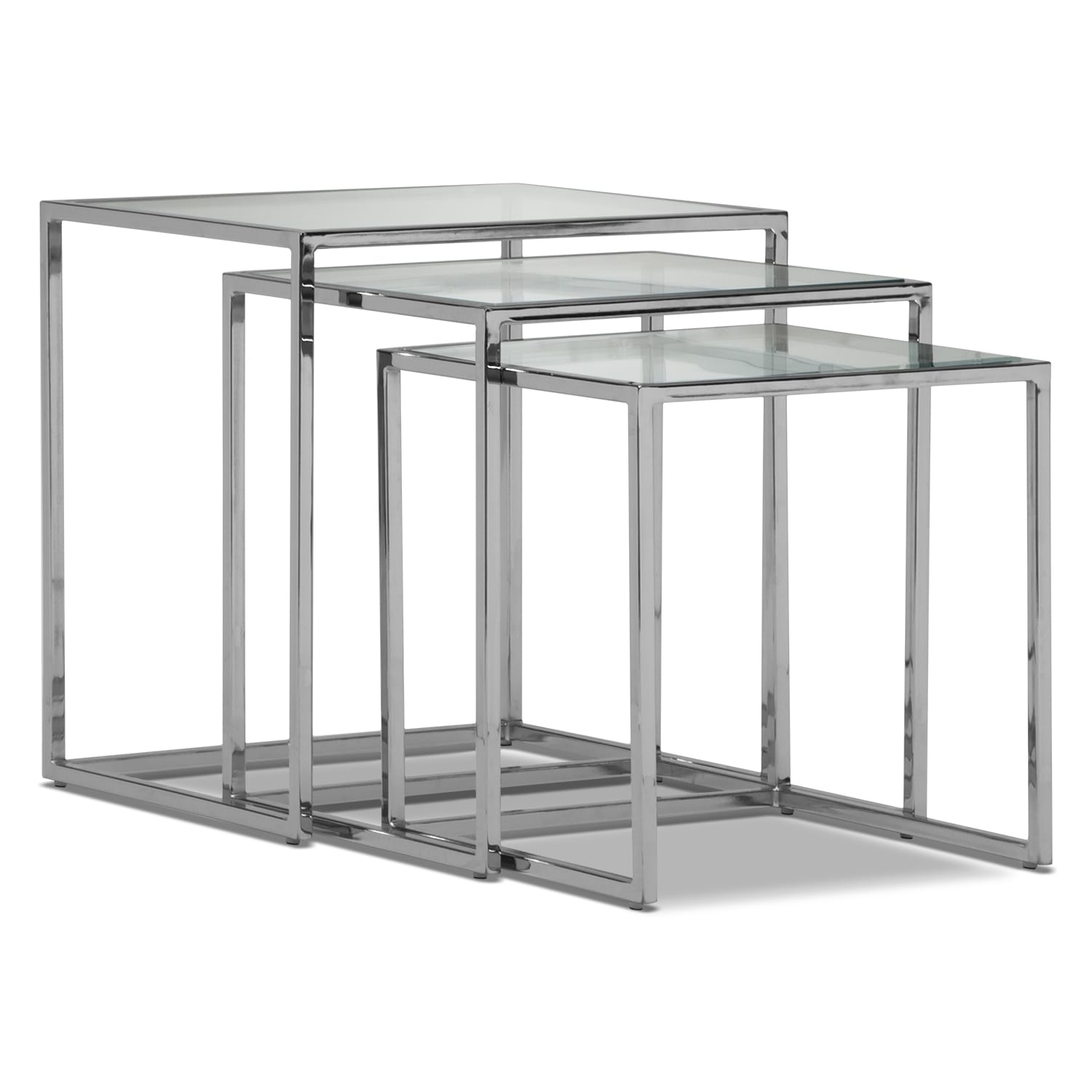 Accent and Occasional Furniture - Osbourne Nesting Tables