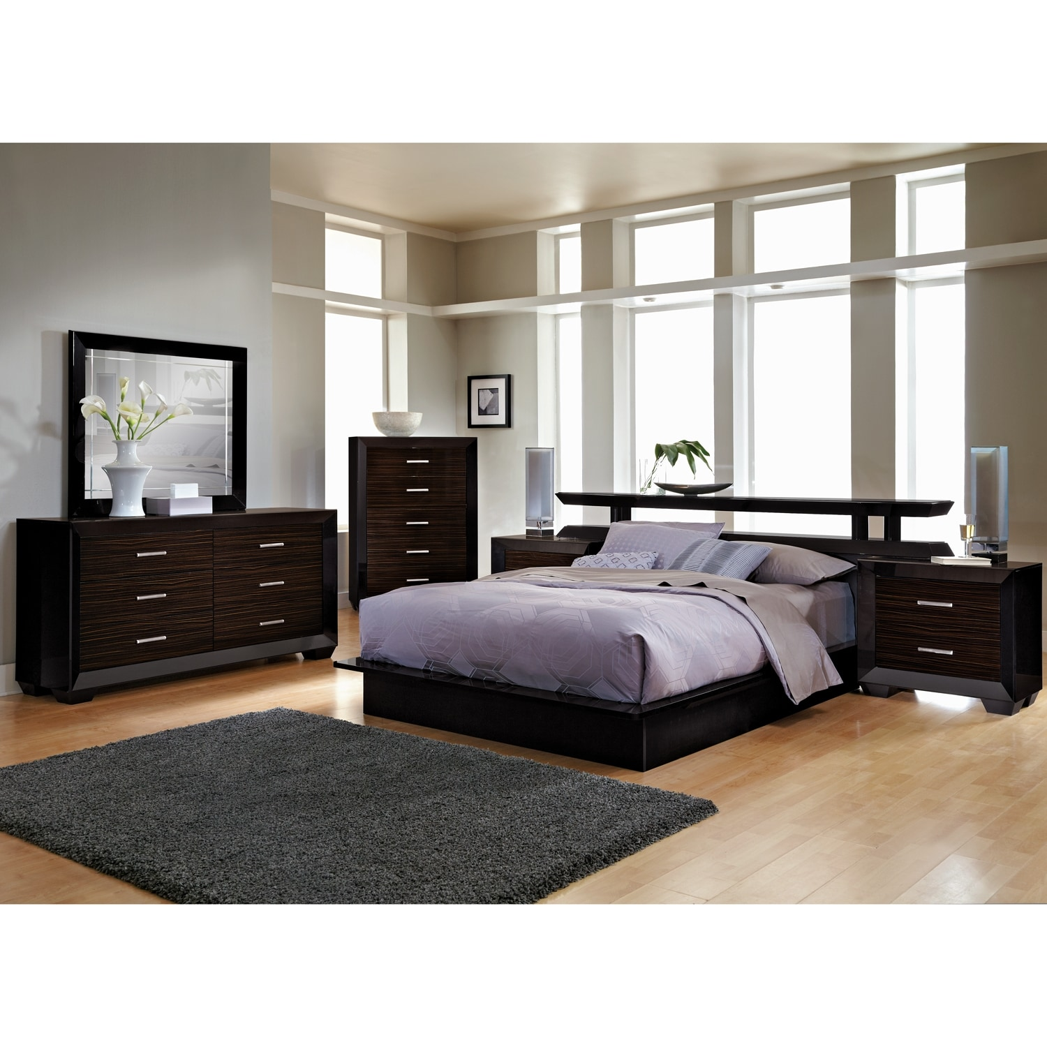 Serenity Nightstand  Value City Furniture