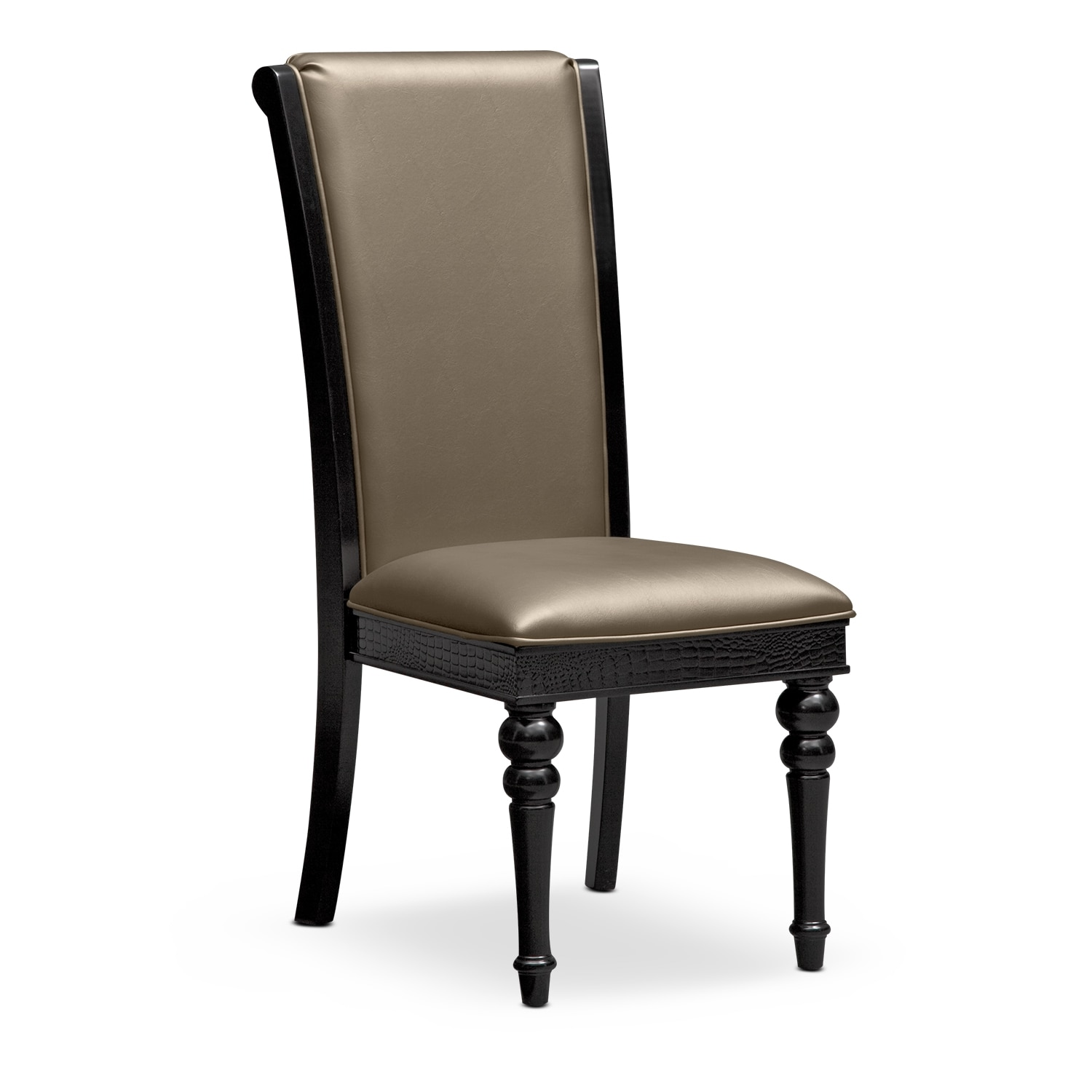 american signature furniture paradiso dining room chair