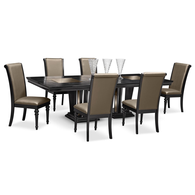 [Paradiso 7 Pc. Dining Room]