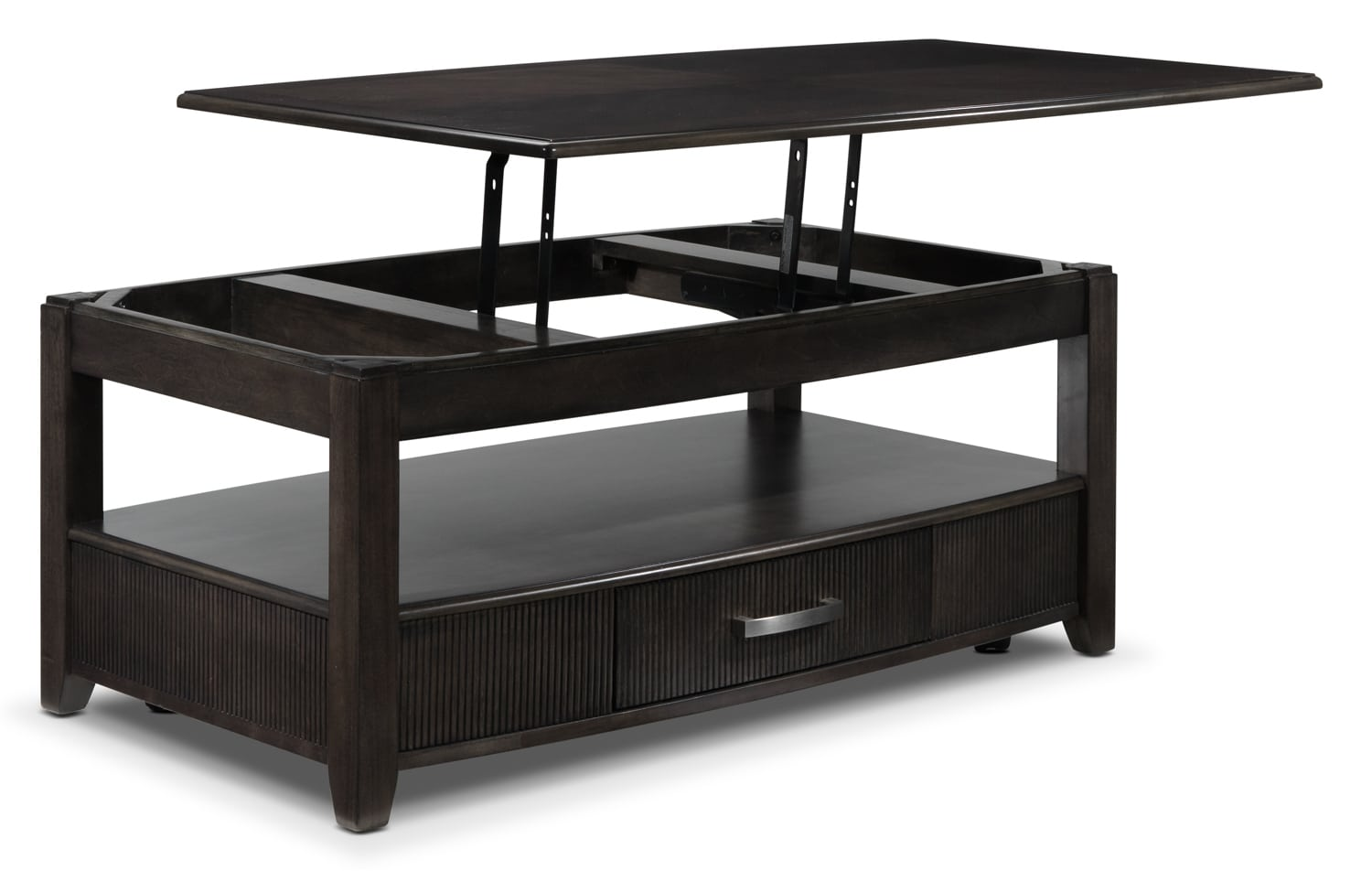 Joanna lift top coffee table ash leon 39 s Lifting top coffee table