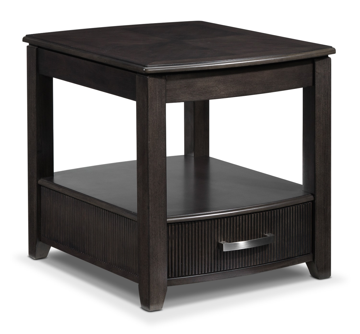 Accent and Occasional Furniture - Joanna End Table - Ash