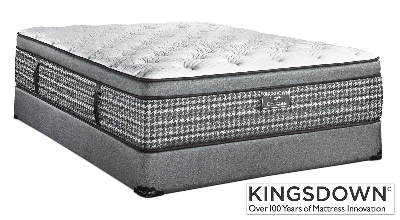 Kingsdown Douglas Queen Mattress/Boxspring Set