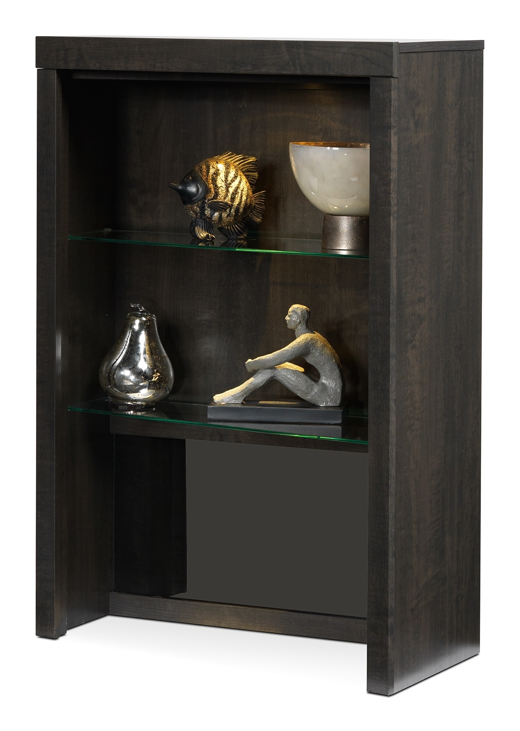 Entertainment Furniture - Lakeshore Right Hutch - Charcoal