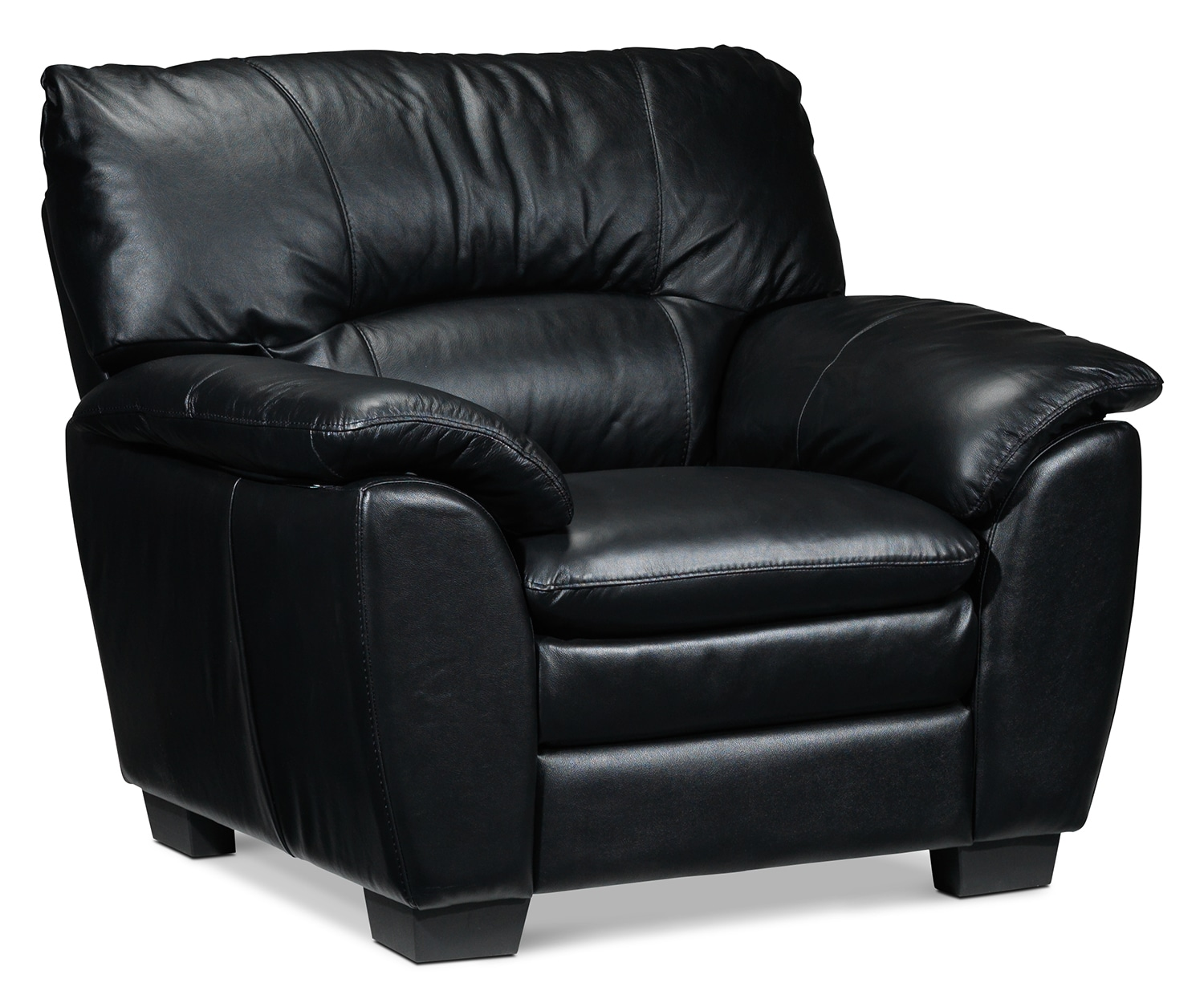 Living Room Furniture - Rodero Chair - Black