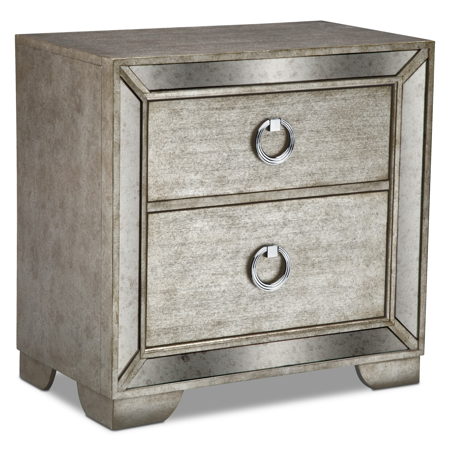 angelina nightstand value city furniture