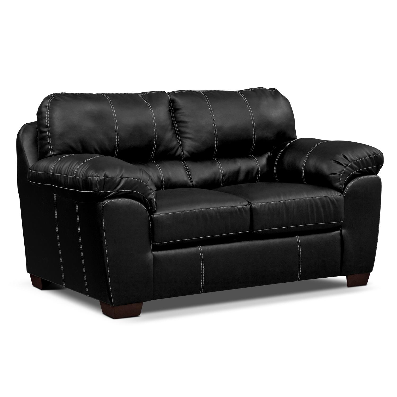 Colton Leather Loveseat Value City Furniture : 289882 from valuecity.com size 1500 x 1500 jpeg 487kB
