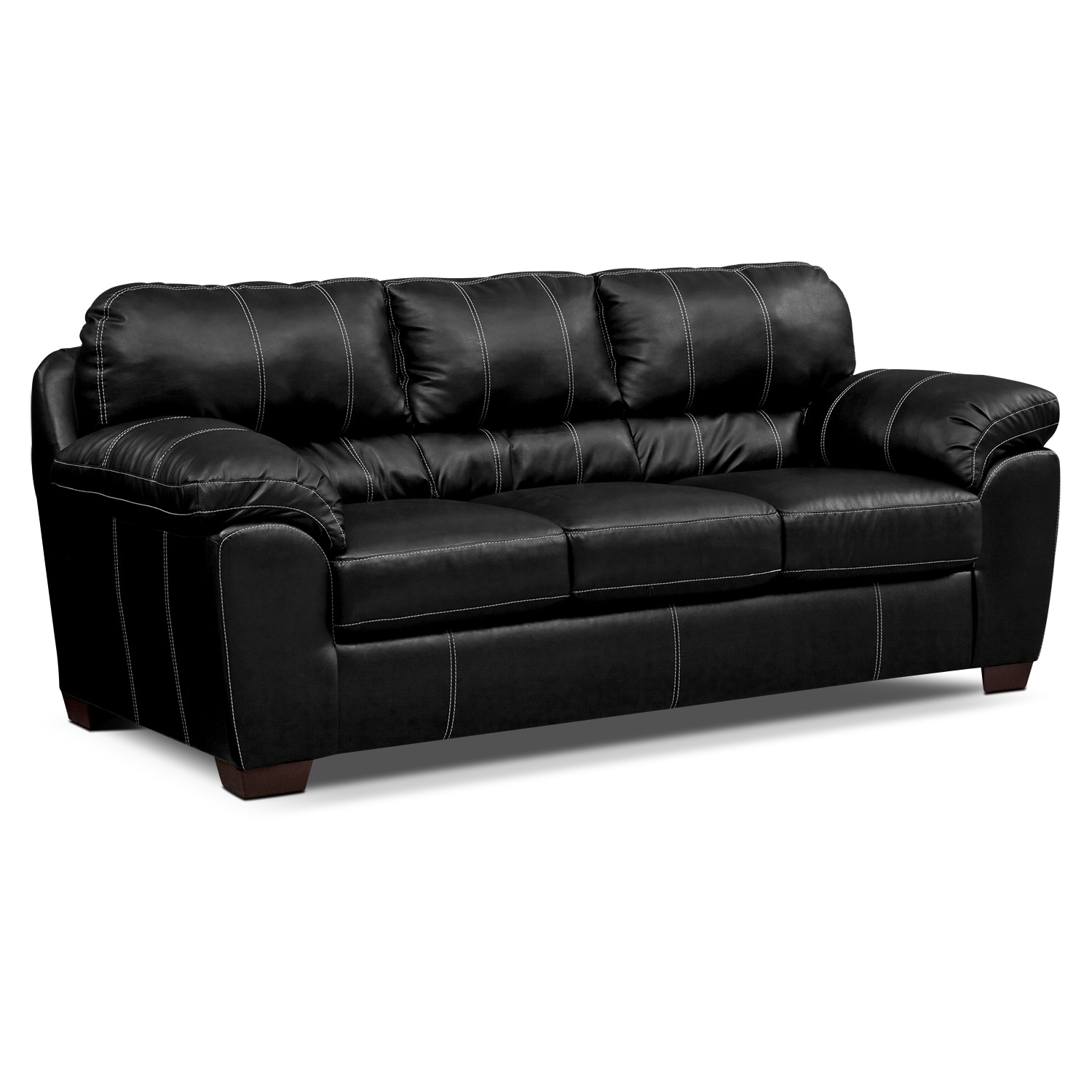 Colton Leather Queen Sleeper Sofa Value City Furniture : 289884 from valuecity.com size 1500 x 1500 jpeg 414kB