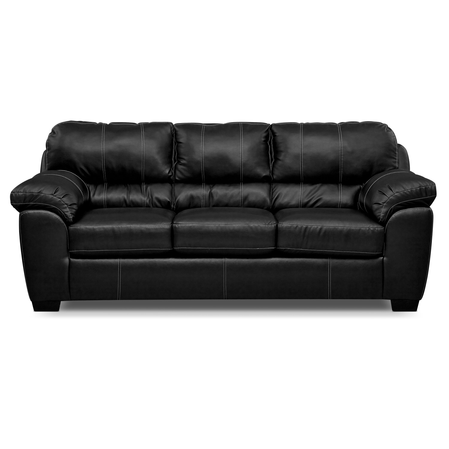 for Leather sleeper sofa