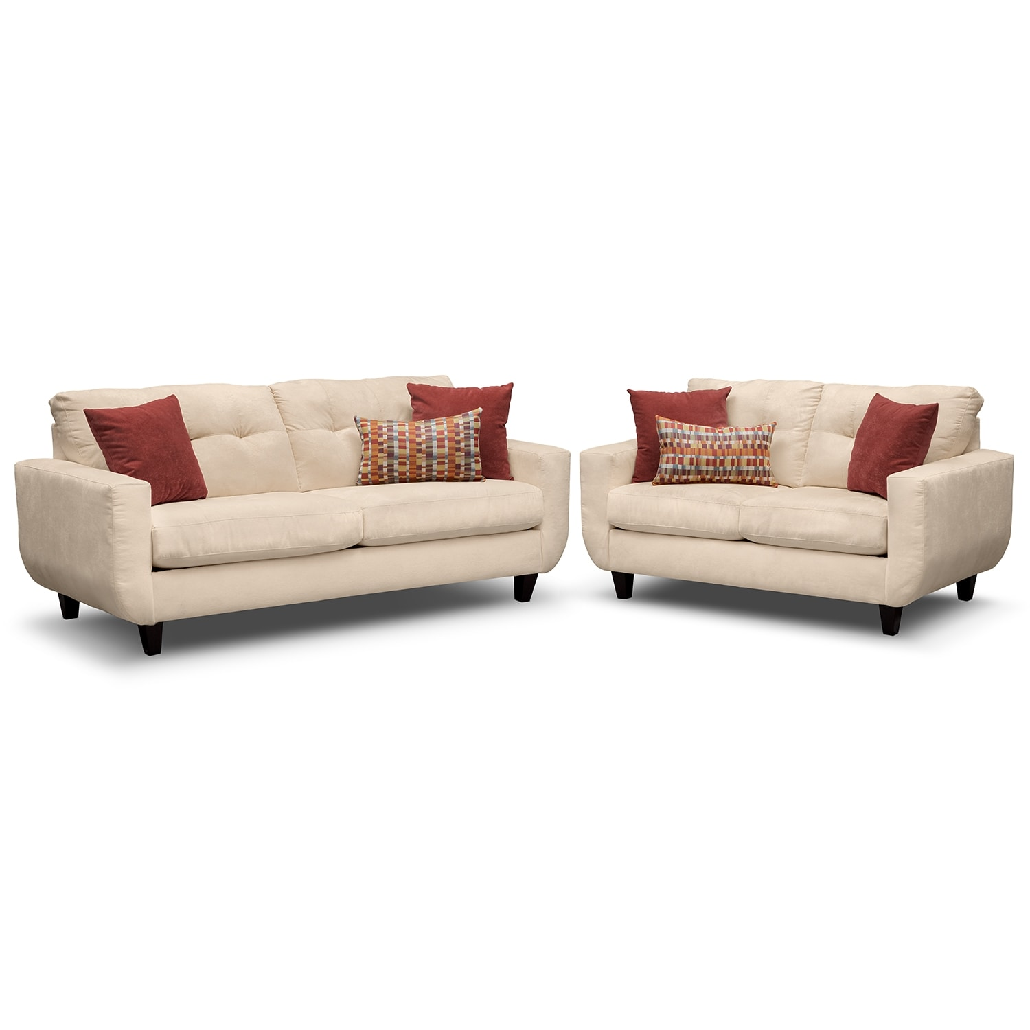 Living Room Furniture Sales: American Signature Furniture