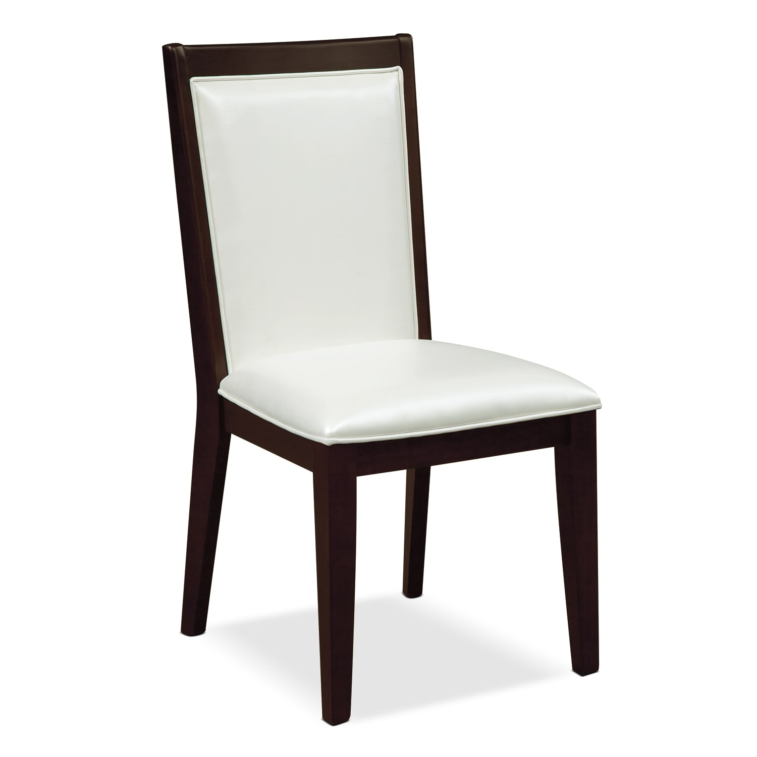 Dining Room Furniture - Brighton Pearl Side Chair