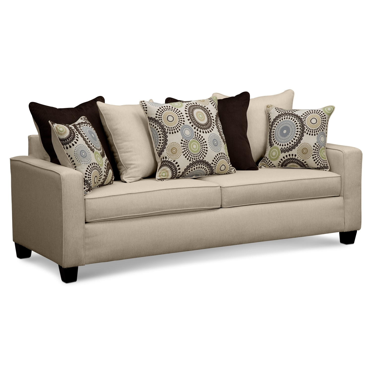 City Furniture Fabric Sectional Sofas Vancouver Loccie Better