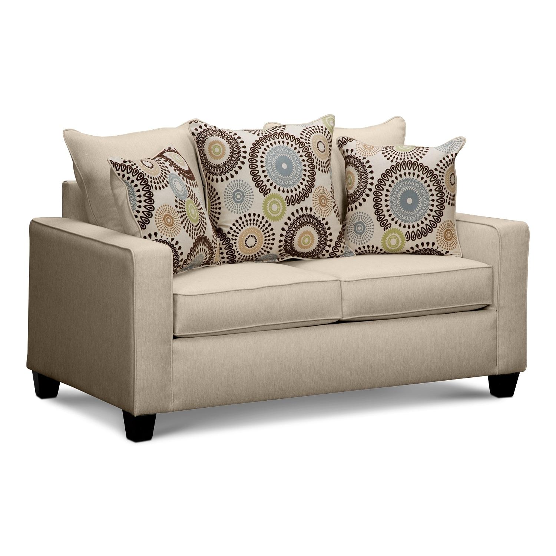 Living Room Furniture - Trocadero Loveseat