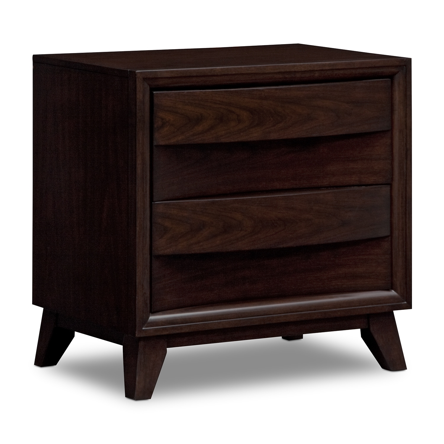 bedroom furniture cascade merlot 6 pc king bedroom