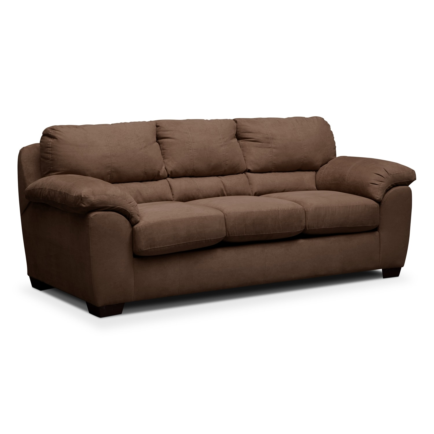 american signature furniture colton iv upholstery queen sleeper sofa