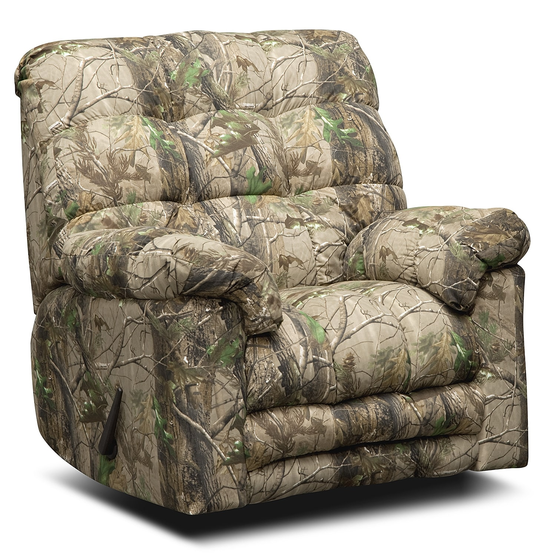 Living Room Furniture - Stockbridge Rocker Recliner