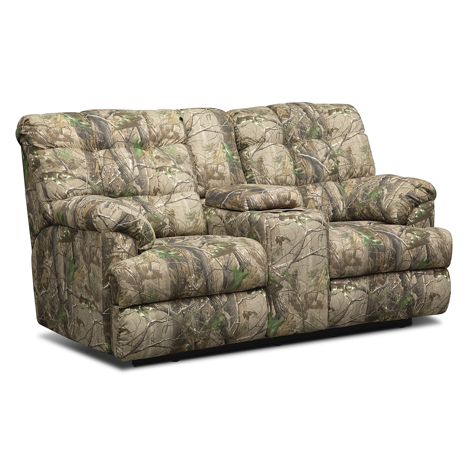 Jasper Bay Upholstery Dual Reclining Loveseat Value City