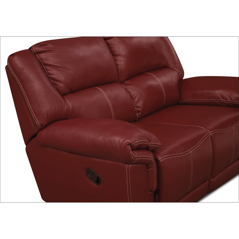 Jaguar II Leather Dual Reclining Loveseat Value City  : 293486 from valuecity.com size 1500 x 1500 jpeg 541kB