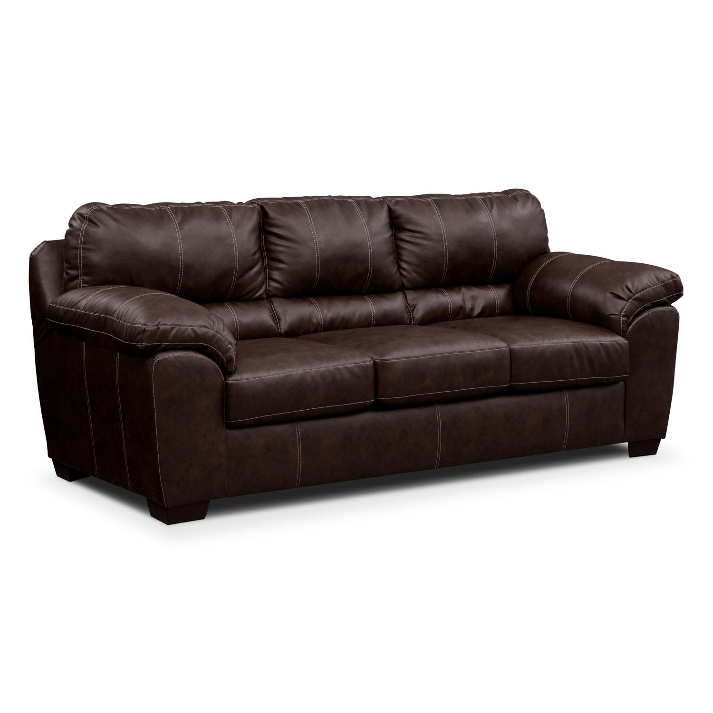 Colton II Leather Sofa Value City Furniture : 293961 from valuecity.com size 1500 x 1500 jpeg 134kB