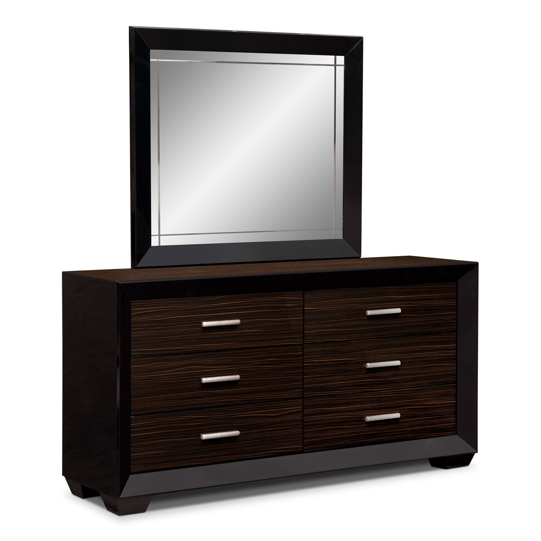 [Serenity Dresser & Mirror]