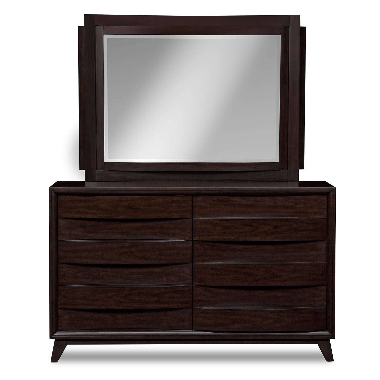 bedroom mirrored furniture dresser bedroom furniture dresser with mirrors aspera 10 executive office nappa leather brown