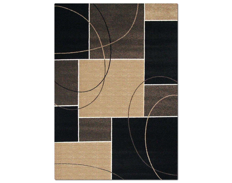 [The Casa Dark Circles & Squares Collection]