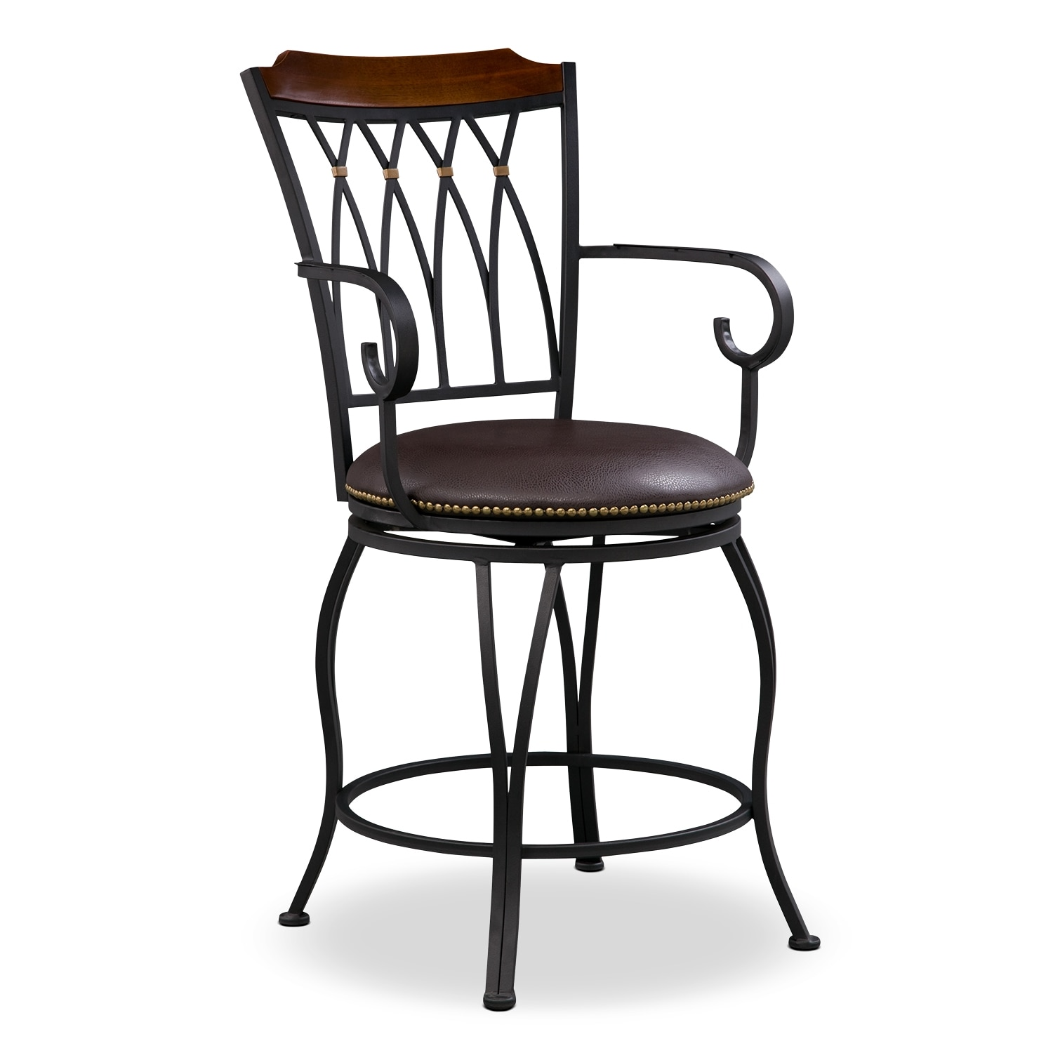 Furniture Caunter : Dining Room Furniture - Winfield Counter-Height Stool