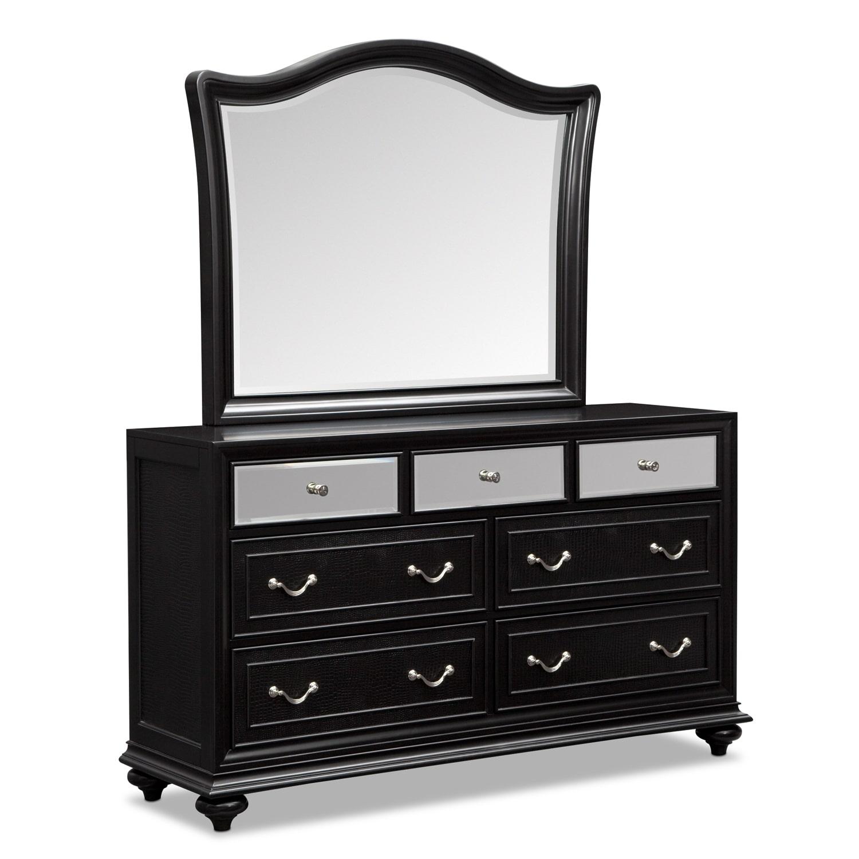 [Marilyn Dresser & Mirror]