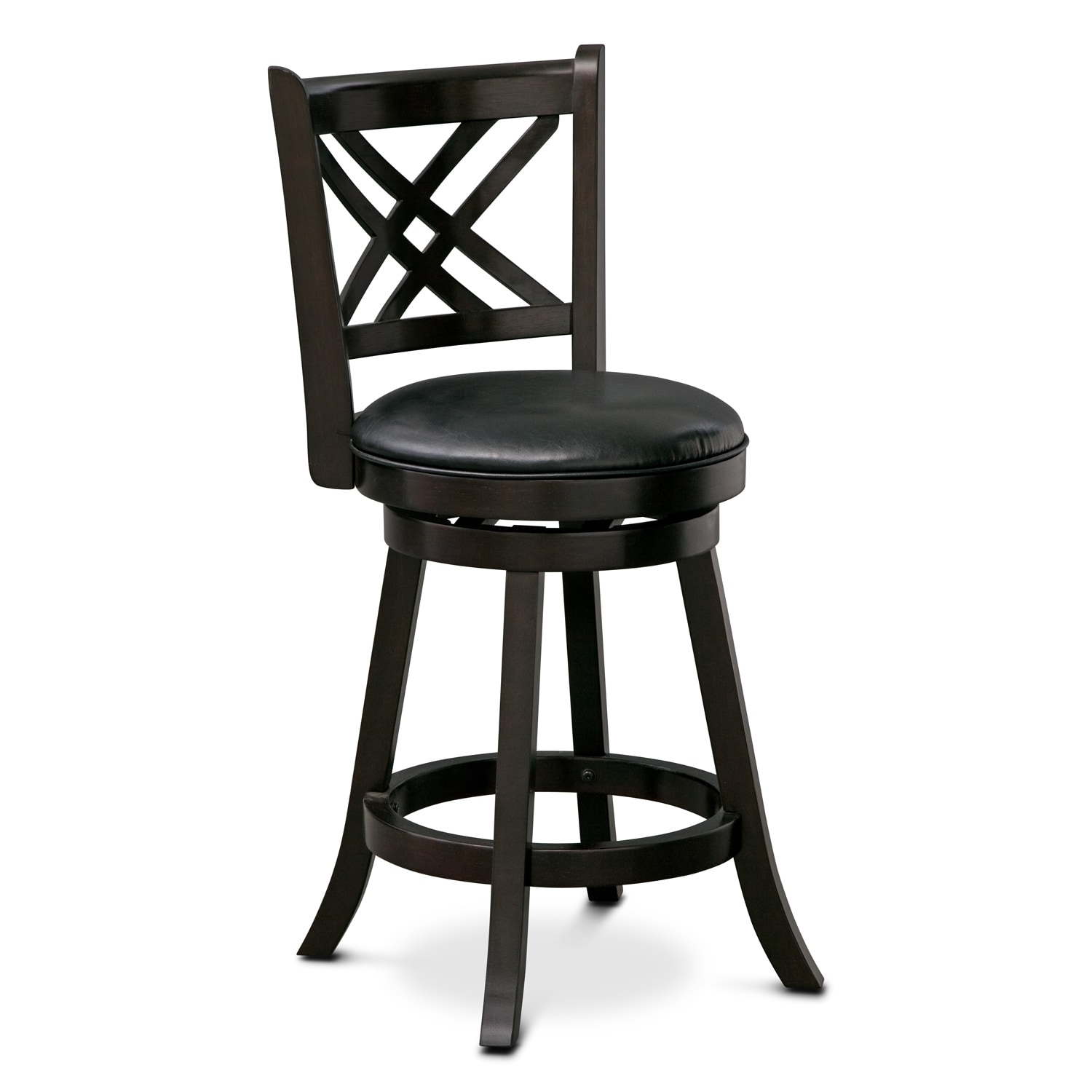 Reilly counter height stool - Average height of bar stools ...