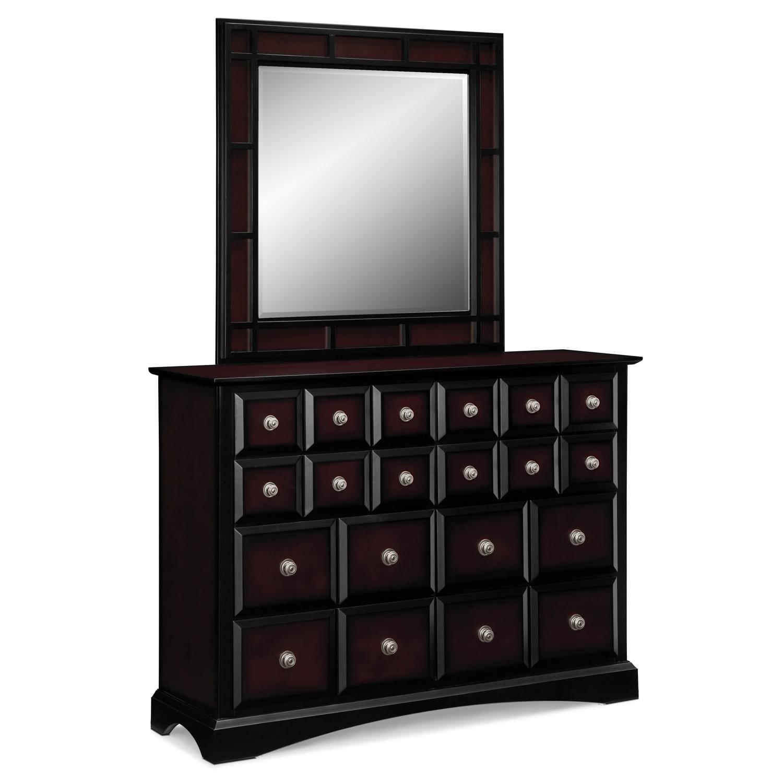 [Winchester Dresser & Mirror]