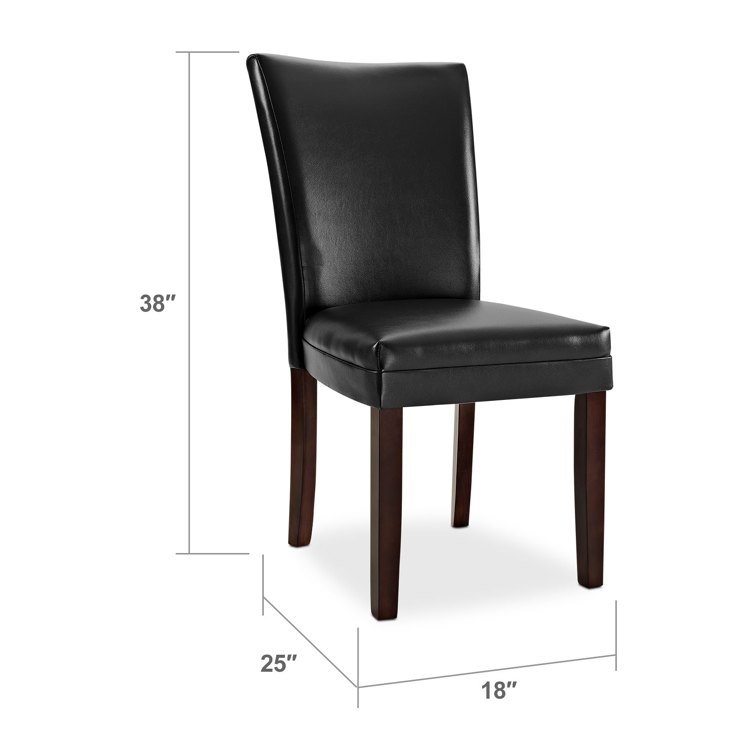 american signature furniture caravelle dining room chair