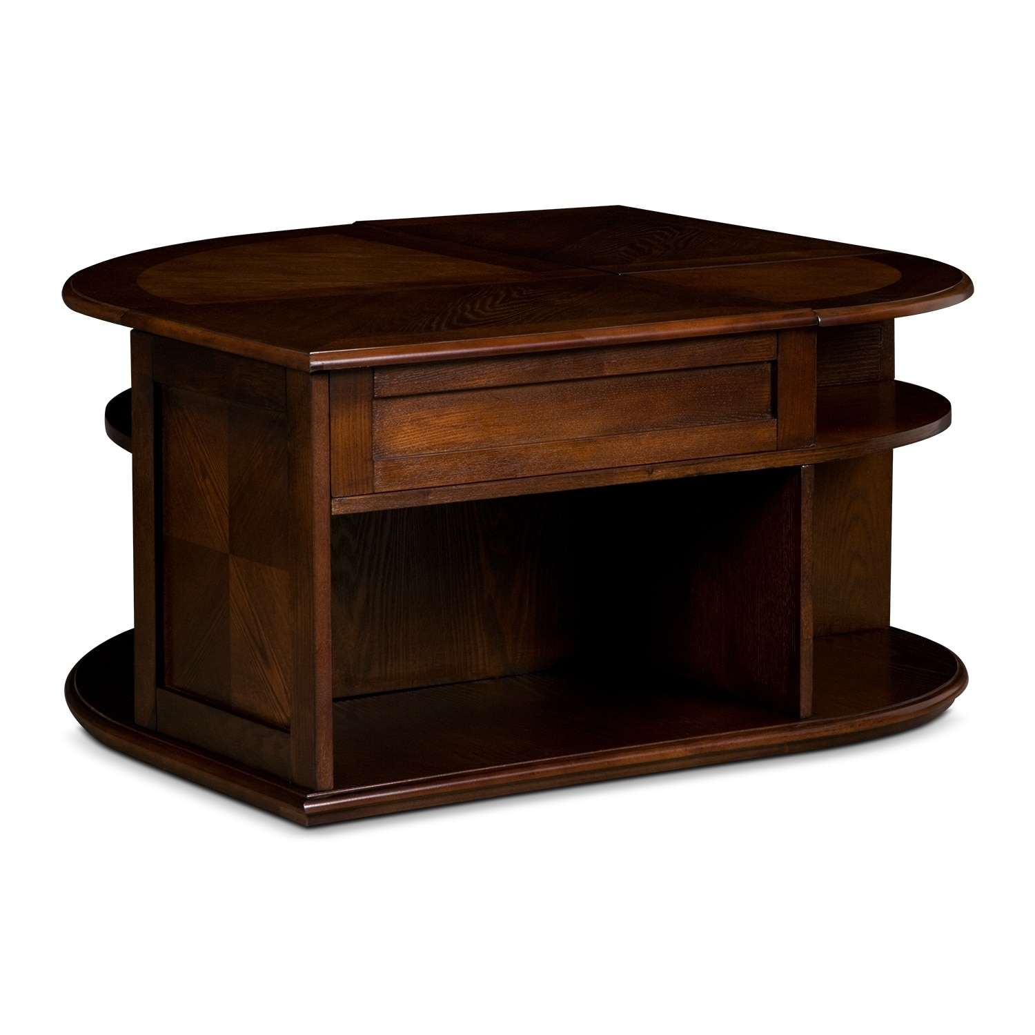 Riverdale Occasional Tables Lift-Top Cocktail Table