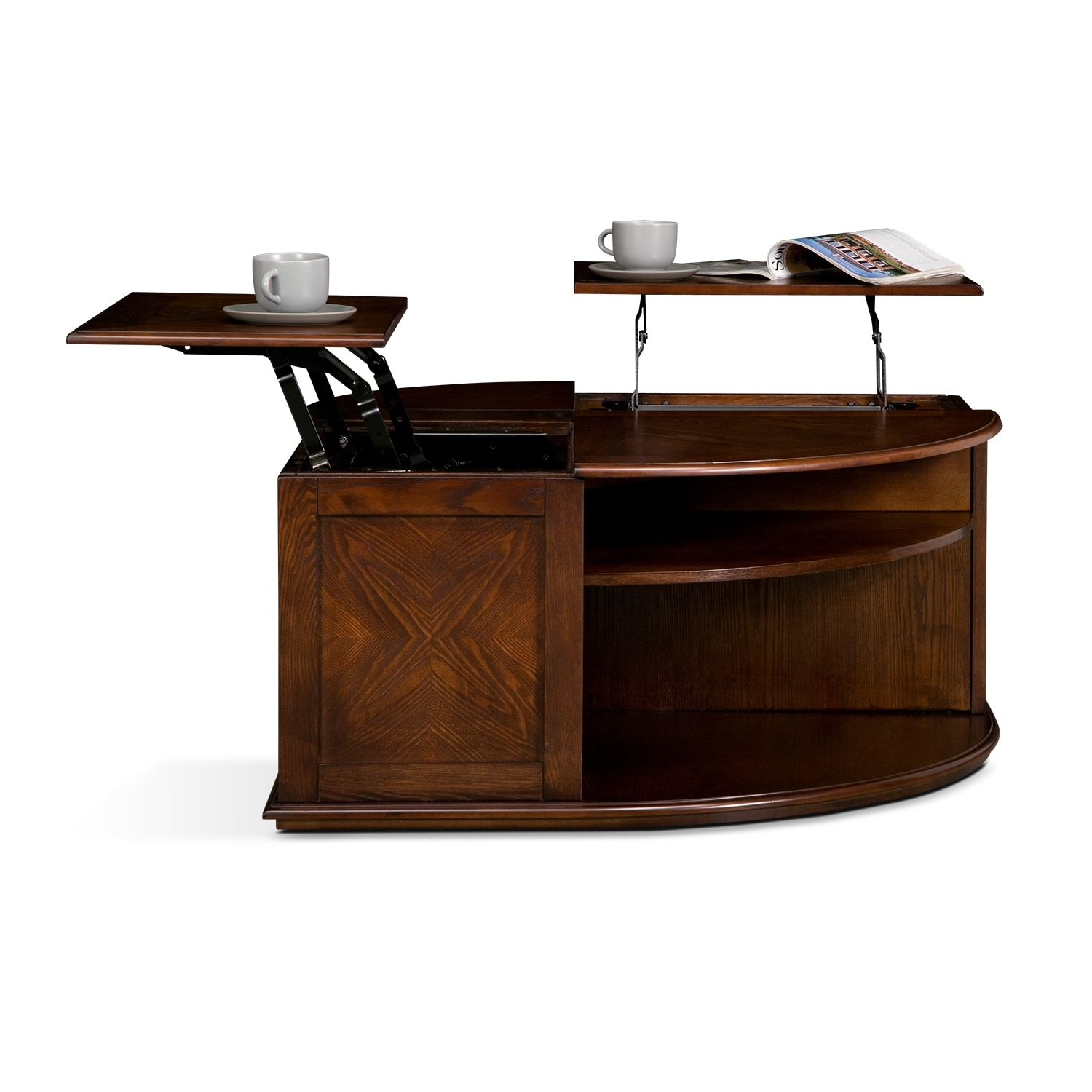 Riverdale Occasional Tables Lift Top Cocktail Table